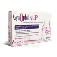 Gynophilus LP Probiotiques 6 comprimés vaginaux à Saint-Pierre-des-Corps