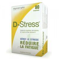 D-STRESS, boite de 80 à Saint-Pierre-des-Corps