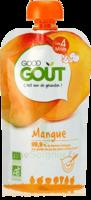 Good Goût Alimentation infantile mangue Gourde/120g à Saint-Pierre-des-Corps