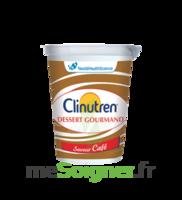 CLINUTREN DESSERT GOURMAND Nutriment café 4Cups/200g à Saint-Pierre-des-Corps