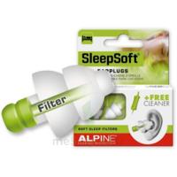 Bouchons D'oreille Sleepsoft Alpine à Saint-Pierre-des-Corps