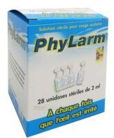 PHYLARM, unidose 2 ml, bt 28 à Saint-Pierre-des-Corps