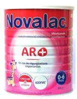 NOVALAC AR + 0-6 MOIS Lait pdre B/800g à Saint-Pierre-des-Corps