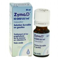 ZYMAD 10 000 UI/ml, solution buvable en gouttes à Saint-Pierre-des-Corps