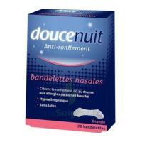 DOUCENUIT Bandelettes nasales GRANDES, bt 20 à Saint-Pierre-des-Corps