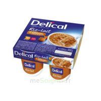 DELICAL RIZ AU LAIT Nutriment caramel pointe de sel 4Pots/200g à Saint-Pierre-des-Corps