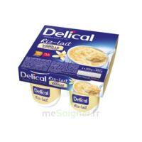 DELICAL RIZ AU LAIT Nutriment vanille 4Pots/200g à Saint-Pierre-des-Corps