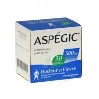 ASPEGIC 500 mg, poudre pour solution buvable en sachet-dose 30 à Saint-Pierre-des-Corps