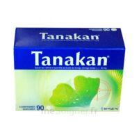 TANAKAN 40 mg, comprimé enrobé PVC/alu/90 à Saint-Pierre-des-Corps