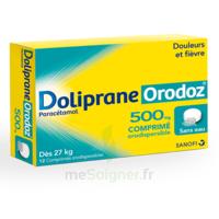 DOLIPRANEORODOZ 500 mg, comprimé orodispersible à Saint-Pierre-des-Corps