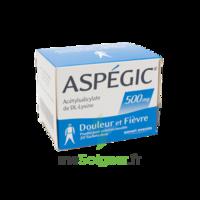 ASPEGIC 500 mg, poudre pour solution buvable en sachet-dose 20 à Saint-Pierre-des-Corps