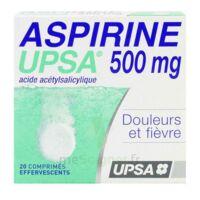 ASPIRINE UPSA 500 mg, comprimé effervescent à Saint-Pierre-des-Corps