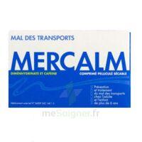 MERCALM, comprimé pelliculé sécable à Saint-Pierre-des-Corps