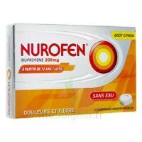 NUROFEN 200 mg, comprimé orodispersible à Saint-Pierre-des-Corps