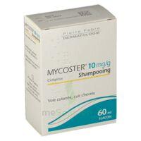 Mycoster 10 Mg/g Shampooing Fl/60ml à Saint-Pierre-des-Corps