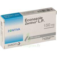 ECONAZOLE ZENTIVA LP 150 mg, ovule à libération prolongée à Saint-Pierre-des-Corps