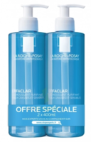 Effaclar Gel Moussant Purifiant 2*400ml à Saint-Pierre-des-Corps