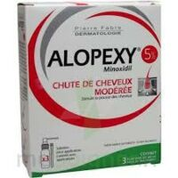 ALOPEXY 50 mg/ml S appl cut 3Fl/60ml à Saint-Pierre-des-Corps