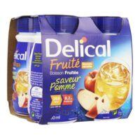 DELICAL BOISSON FRUITEE Nutriment pomme 4Bouteilles/200ml à Saint-Pierre-des-Corps