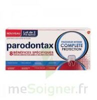 Parodontax Complete protection dentifrice lot de 2 à Saint-Pierre-des-Corps