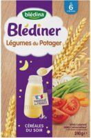 Blédîner Céréales Légumes du potager 240g à Saint-Pierre-des-Corps