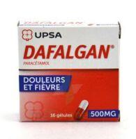 DAFALGAN 500 mg Gélules 2plq/8 (16) à Saint-Pierre-des-Corps