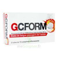 GCFORM, comprimé effervescent à Saint-Pierre-des-Corps