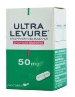 ULTRA-LEVURE 50 mg Gélules Fl/50 à Saint-Pierre-des-Corps