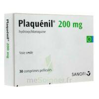 PLAQUENIL 200 mg, comprimé pelliculé à Saint-Pierre-des-Corps