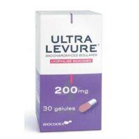 ULTRA-LEVURE 200 mg Gélules Fl/30 à Saint-Pierre-des-Corps