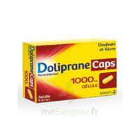 DOLIPRANECAPS 1000 mg Gélules Plq/8 à Saint-Pierre-des-Corps