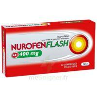 NUROFENFLASH 400 mg Comprimés pelliculés Plq/12 à Saint-Pierre-des-Corps