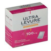 ULTRA-LEVURE 100 mg Poudre pour suspension buvable en sachet B/20 à Saint-Pierre-des-Corps
