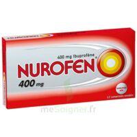 NUROFEN 400 mg Comprimés enrobés Plq/12 à Saint-Pierre-des-Corps