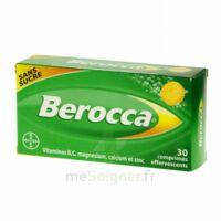 Berocca Comprimés effervescents sans sucre T/30 à Saint-Pierre-des-Corps