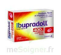IBUPRADOLL 400 mg Caps molle Plq/10 à Saint-Pierre-des-Corps