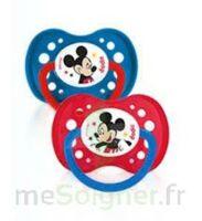 Dodie Disney sucettes silicone +18 mois Mickey Duo à Saint-Pierre-des-Corps
