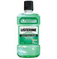 Listerine Goût plus léger 500ml à Saint-Pierre-des-Corps