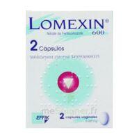 LOMEXIN 600 mg Caps molle vaginale Plq/2 à Saint-Pierre-des-Corps