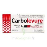 CARBOLEVURE Gélules adulte Plq/30 à Saint-Pierre-des-Corps