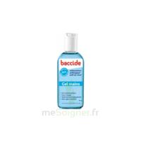 Baccide Gel mains désinfectant sans rinçage 75ml à Saint-Pierre-des-Corps