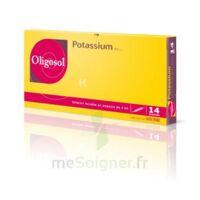 Oligosol Potassium Solution buvable en ampoule 14Amp/2ml à Saint-Pierre-des-Corps