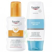 Eucerin Sun Sensitive Protect SPF50 Coffret spray à Saint-Pierre-des-Corps