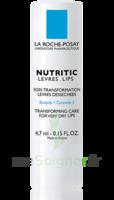 Nutritic Stick lèvres sèche sensibles 2 Etui/4,7ml à Saint-Pierre-des-Corps