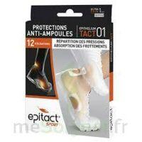 EPITACT SPORT PROTECTIONS ANTI - AMPOULES EPITHELIUMTACT 01, bt 4 à Saint-Pierre-des-Corps