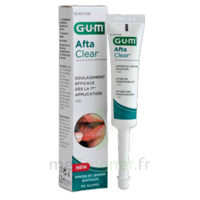 Gum Aftaclear Gel aphtes lésions buccales 10ml à Saint-Pierre-des-Corps