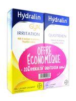 Hydralin Quotidien Gel lavant usage intime 200ml+Gyn 200ml à Saint-Pierre-des-Corps