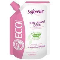 Saforelle Solution soin lavant doux Eco-recharge/400ml à Saint-Pierre-des-Corps