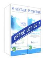 Physiomer Solution nasale adulte enfant 2*Sprays/135ml à Saint-Pierre-des-Corps