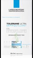 Toleriane Solution démaquillante yeux 30 Unidoses/5ml à Saint-Pierre-des-Corps